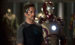 Even Tony Stark has fallen prey to Google Glass